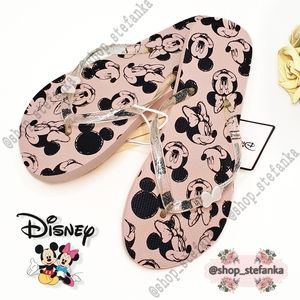 🎁 Mickey and Minnie Mouse Disney Flip-flop